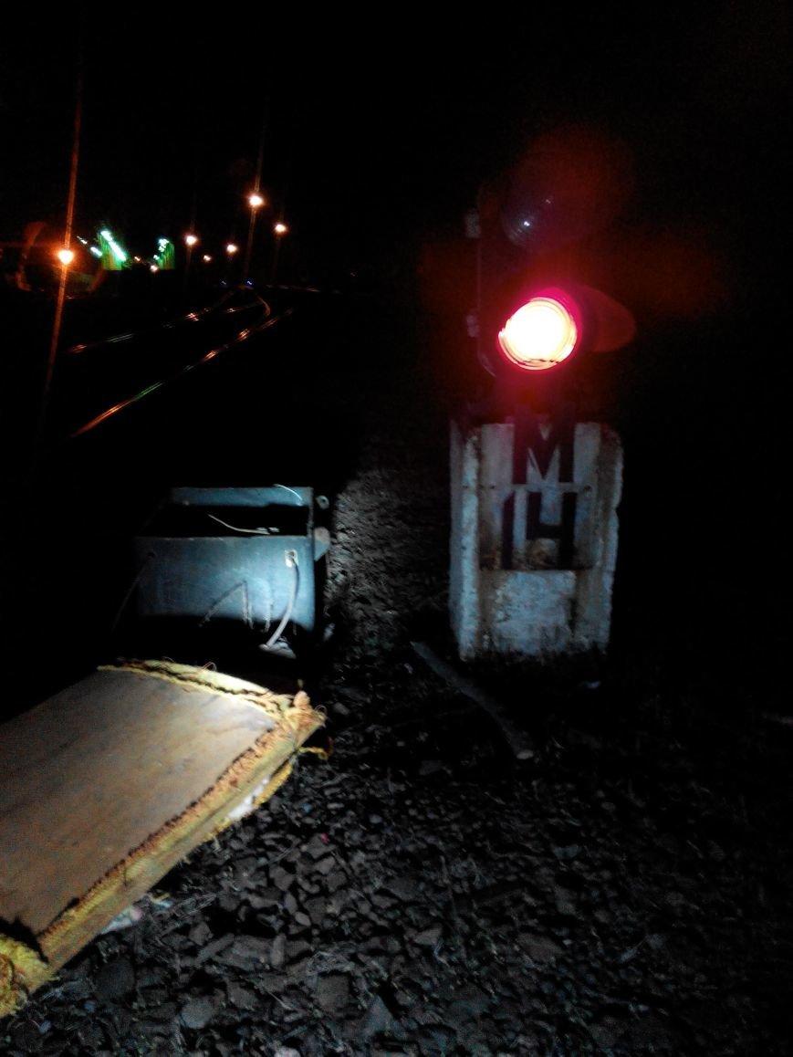 Комсомольчане снова разукомплектовали железнодорожную станцию (ФОТО) (фото) - фото 1