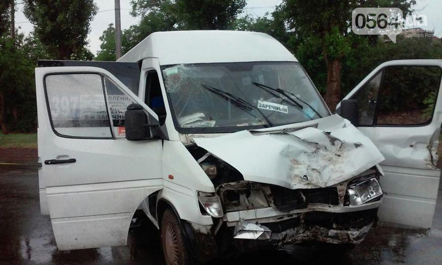 Жуткое ДТП на Днепропетровщине: водитель маршрутки погиб, 7 пассажиров травмированы (фото) - фото 2