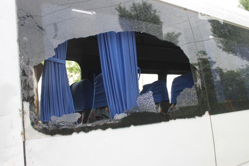 ДТП на Днепропетровщине: водитель маршрутки погиб, 7 пассажиров травмированы (фото) - фото 3