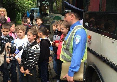 У Львові на перевізників організованих груп дітей здійснили рейд (ФОТО) (фото) - фото 3
