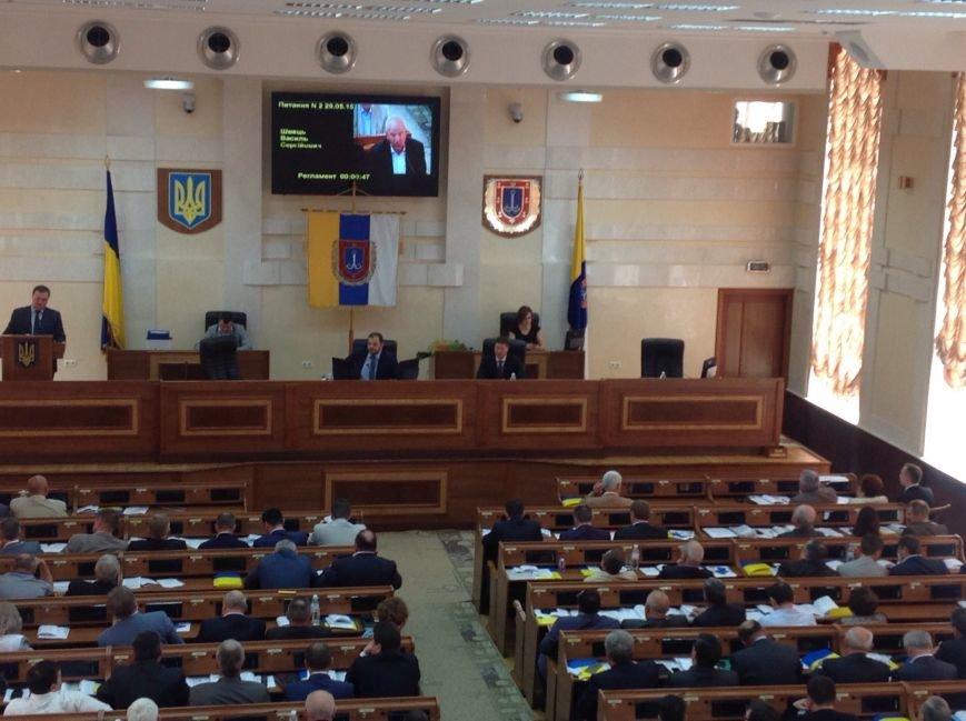 Шмушкович обзавелся новым заместителем (ФОТО) (фото) - фото 1