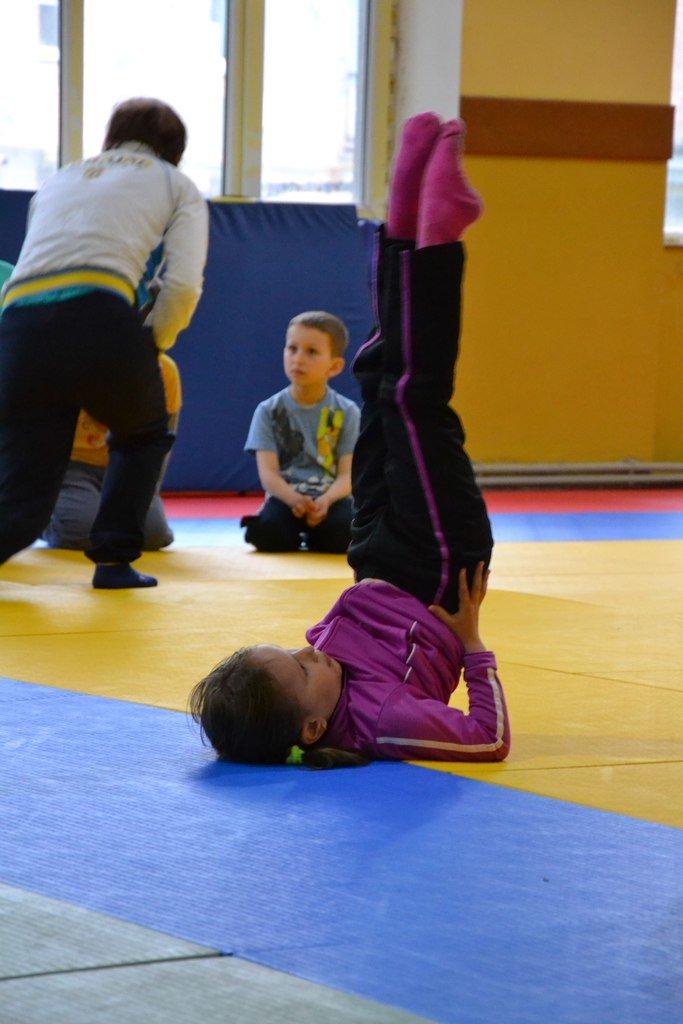 У Хмельницькому відбулись кваліфікаційні змагання для маленьких дзюдоїстів (фото) - фото 4