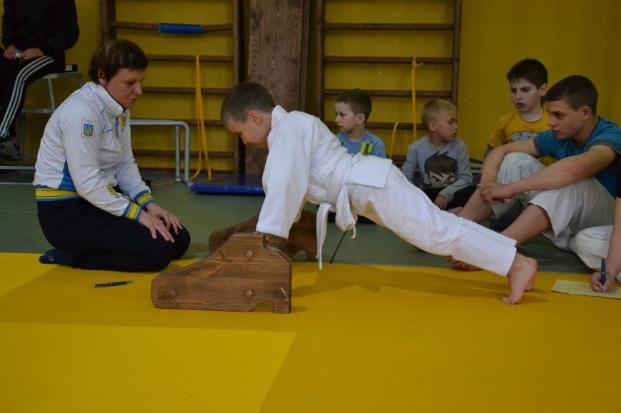 У Хмельницькому відбулись кваліфікаційні змагання для маленьких дзюдоїстів (фото) - фото 1