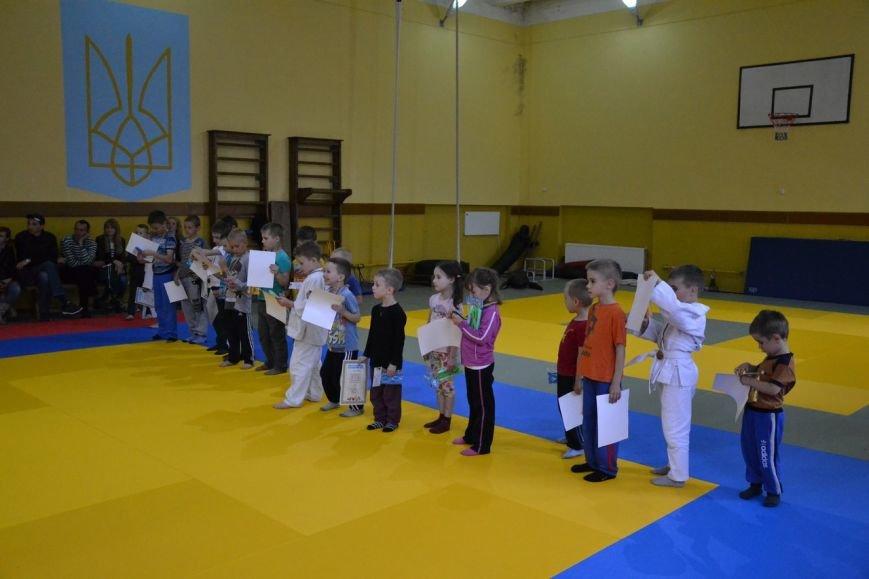 У Хмельницькому відбулись кваліфікаційні змагання для маленьких дзюдоїстів (фото) - фото 8