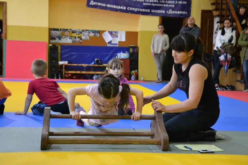 У Хмельницькому відбулись кваліфікаційні змагання для маленьких дзюдоїстів (фото) - фото 3