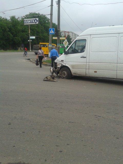 В Сумах столкнулись два автомобиля (ФОТО), фото-5