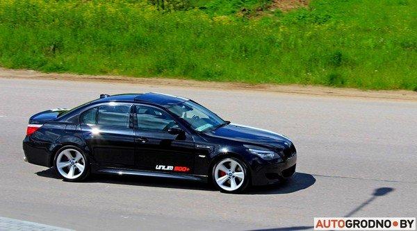 Фоторепортаж: самые редкие и мощные автомобили Гродно собрали в одном месте для съемок ролика (фото) - фото 1