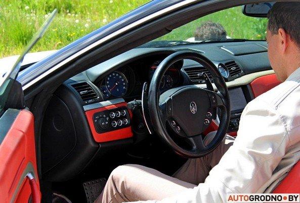 Фоторепортаж: самые редкие и мощные автомобили Гродно собрали в одном месте для съемок ролика (фото) - фото 8