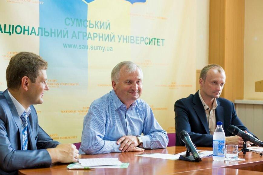 В Сумському НАУ проходить міжнародна конференція «Аграрний форум», фото-1
