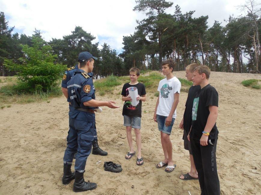 Харьковчане чаще всего тонут из-за водки, а также когда пытаются переплыть на другой берег (фото) - фото 3