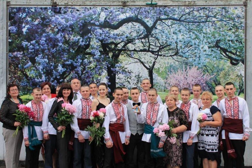 Сегодня в Кременчугской воспитательной колонии состоялся Праздник последнего звонка (ФОТО), фото-7