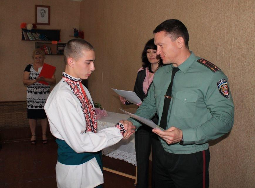 Сегодня в Кременчугской воспитательной колонии состоялся Праздник последнего звонка (ФОТО), фото-4