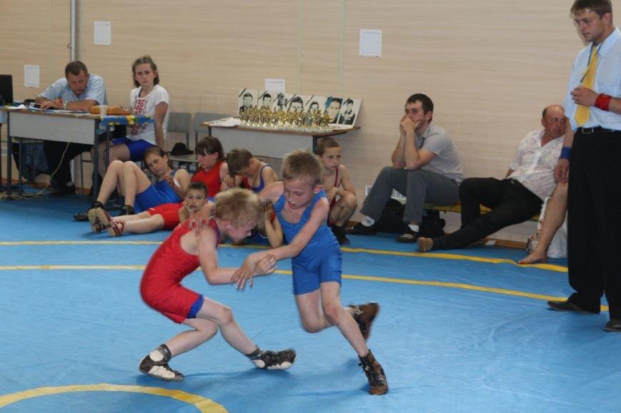 На Полтавщині пройшов дитячий чемпіонат з вільної боротьби, фото-2