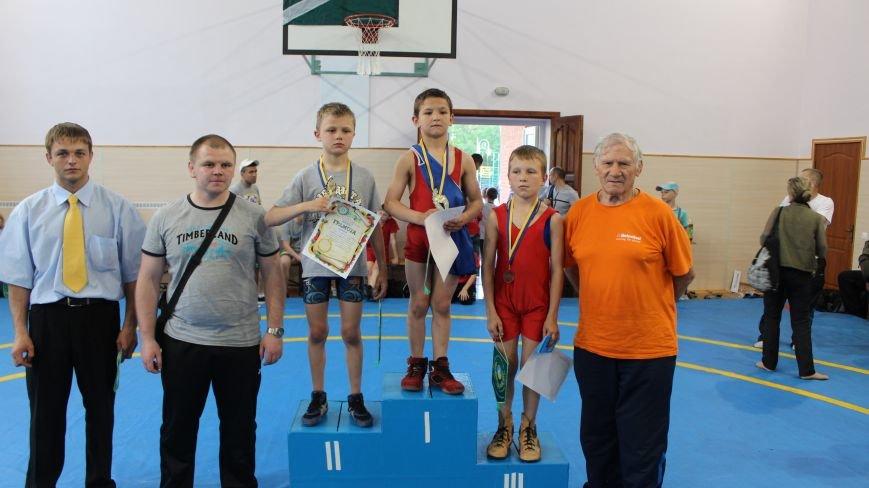 На Полтавщині пройшов дитячий чемпіонат з вільної боротьби, фото-3