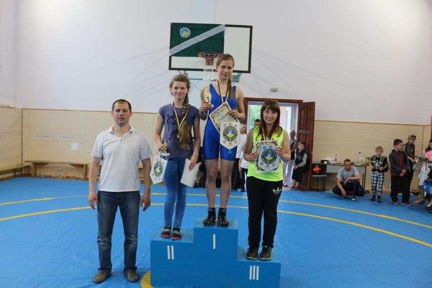 На Полтавщині пройшов дитячий чемпіонат з вільної боротьби, фото-4