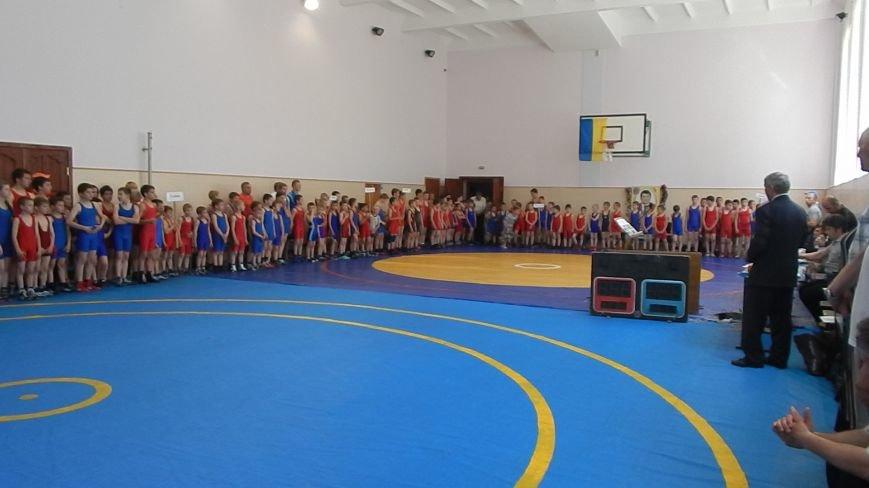 На Полтавщині пройшов дитячий чемпіонат з вільної боротьби (фото) - фото 1