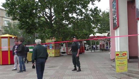 В николаевском троллейбусе милиция искала взрывчатку (ФОТО) (фото) - фото 2