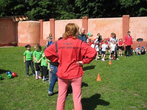 Спортивні змагання для малечі до Дня захисту дітей (фото) - фото 3