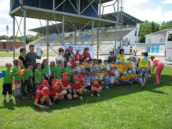 Спортивні змагання для малечі до Дня захисту дітей (фото) - фото 6