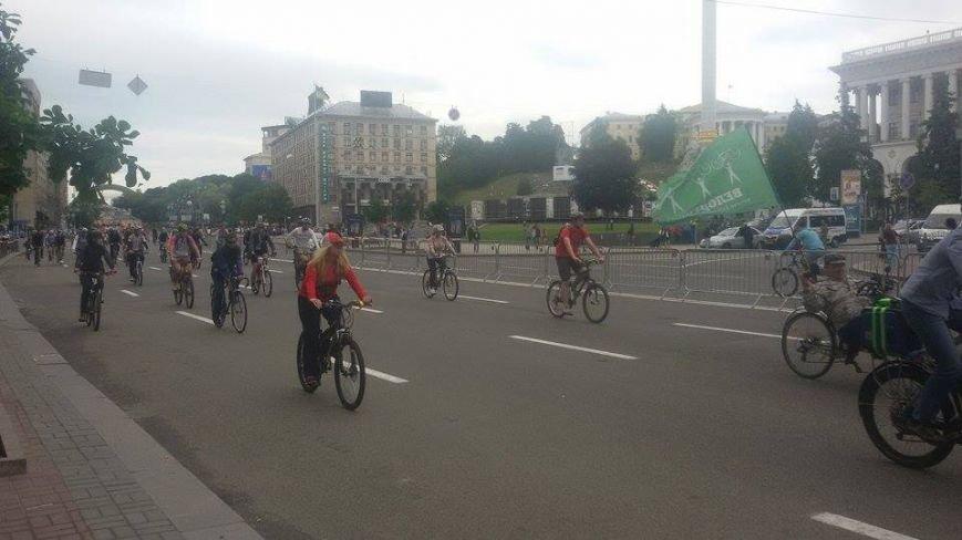В Киеве стартовал Велопарад (ФОТО) (фото) - фото 1