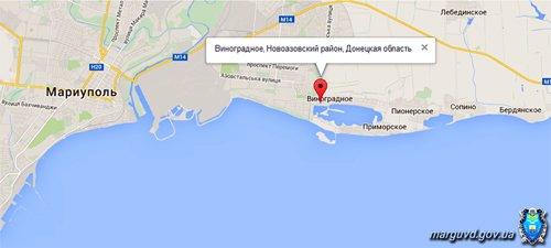 В Мариуполе в Виноградном погиб рыбак, наступив на взрывчатку в воде, фото-1