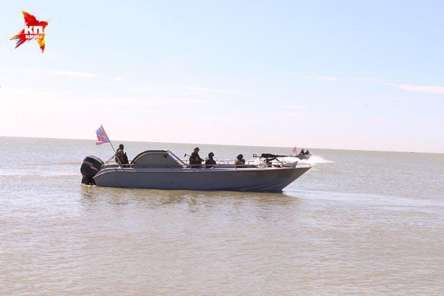 В «ДНР» создали «морской флот» из катеров и рыболовецких лодок, большая часть личного состава подразделения состоит из жителей Славянска (фото) - фото 1