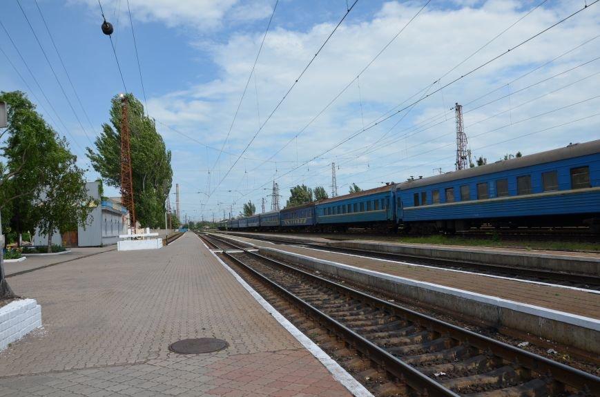 В Мариуполе нардеп Тарута проверил железнодорожный вокзал (ФОТО), фото-14