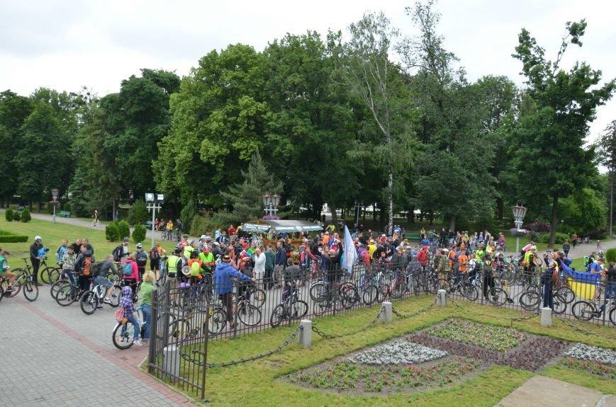 Цьогорічний  Велодень у Полтаві зібрав близько 500 полтавців та гостей міста. Фоторепортаж, фото-3