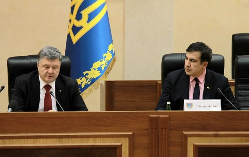 «Ты одессит, Мишка»: Как Одесса встречала нового губернатора (ФОТОРЕПОРТАЖ) (фото) - фото 1