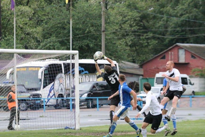 «Десна» в Чернигове обыграла «Нефтяник» и осталась четвертой, фото-7