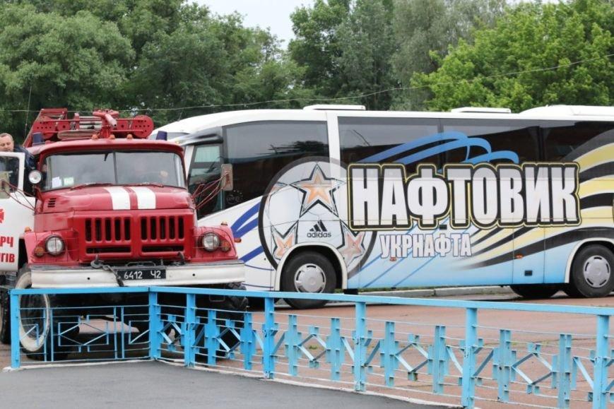 «Десна» в Чернигове обыграла «Нефтяник» и осталась четвертой, фото-1