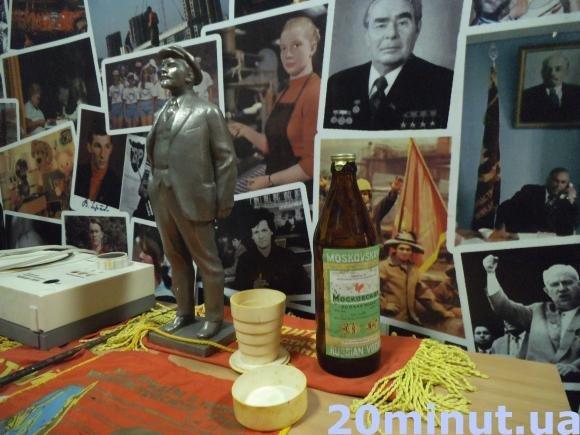 У Тернополі діє унікальний музей радянських артефактів (фото) - фото 1