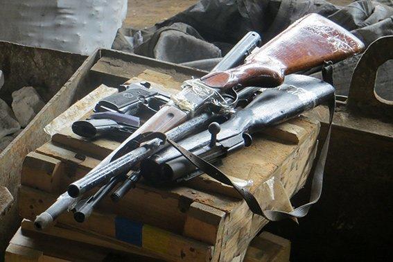 Прикарпатські правоохоронці знищили 32 одиниці зброї (ФОТО) (фото) - фото 4