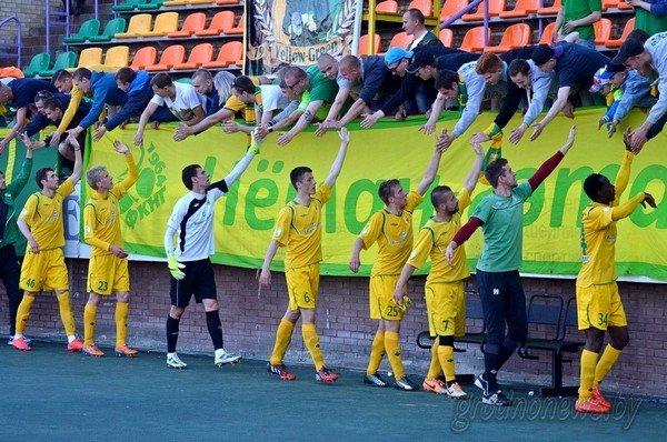 ФК «Неман» одержал первую победу, обыграв «Гранит» со счетом 2:0 (фото) - фото 6