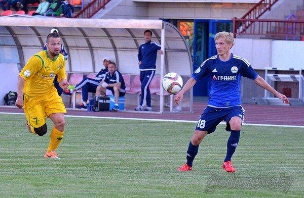 ФК «Неман» одержал первую победу, обыграв «Гранит» со счетом 2:0 (фото) - фото 4