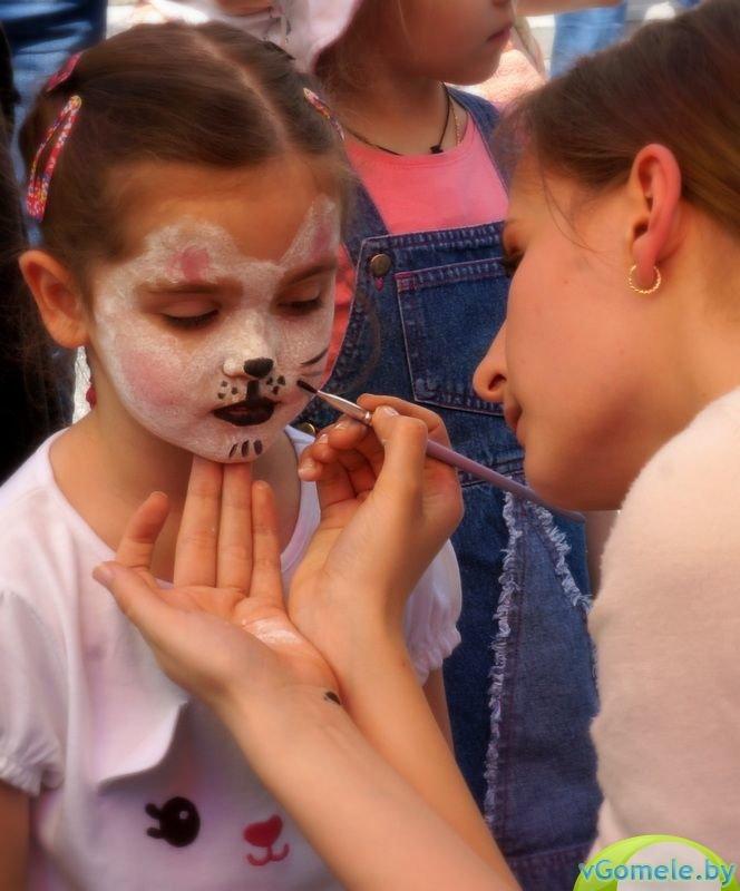 В Гомеле прошёл день красного носа (фото, видео), фото-7