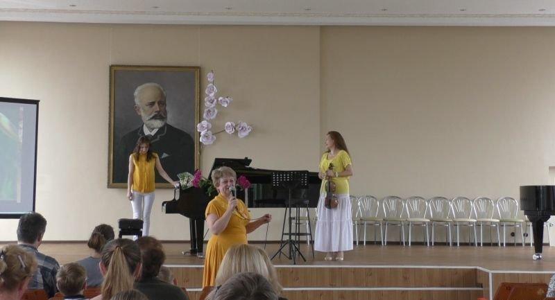 «Весеннее настроение» - концерт легкой музыки, фото-5