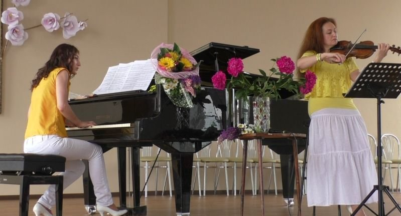 «Весеннее настроение» - концерт легкой музыки, фото-6