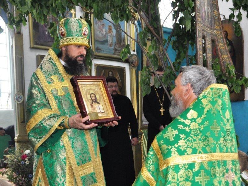 Свято-Троицкий храм ст. Вознесенской отпраздновал 110-летний юбилей (фото) - фото 1