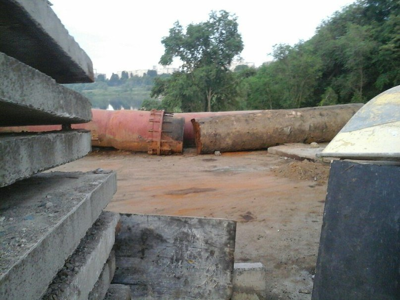 Строители обещают закончить ремонт моста Заречный -129 квартал через 2 месяца, если им не будут мешать (ФОТОРЕПОРТАЖ) (фото) - фото 1