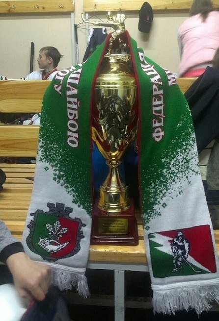 Юные спортсмены «Кривбасс-2004» стали победителями Кубка Федерации хоккея Днепропетровска (ФОТО), фото-7