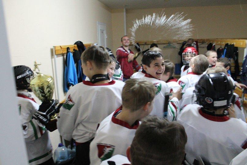 Юные спортсмены «Кривбасс-2004» стали победителями Кубка Федерации хоккея Днепропетровска (ФОТО), фото-3