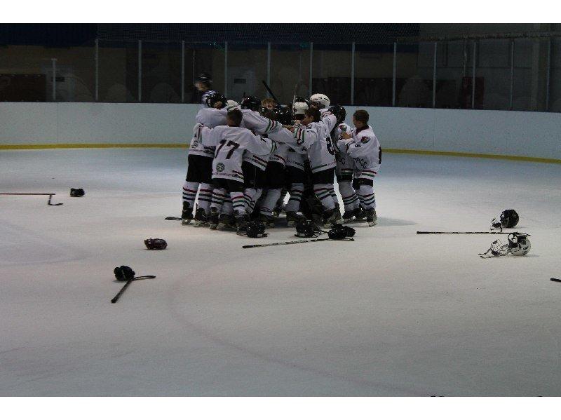 Юные спортсмены «Кривбасс-2004» стали победителями «Кубка Федерации хоккея города Днепропетровска» (ФОТО) (фото) - фото 1