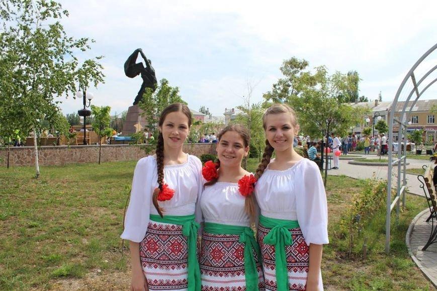 День защиты детей по-бердянски, фото-1