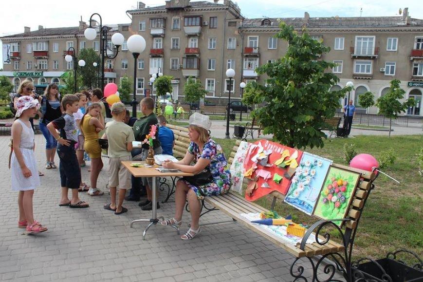 День защиты детей по-бердянски, фото-5