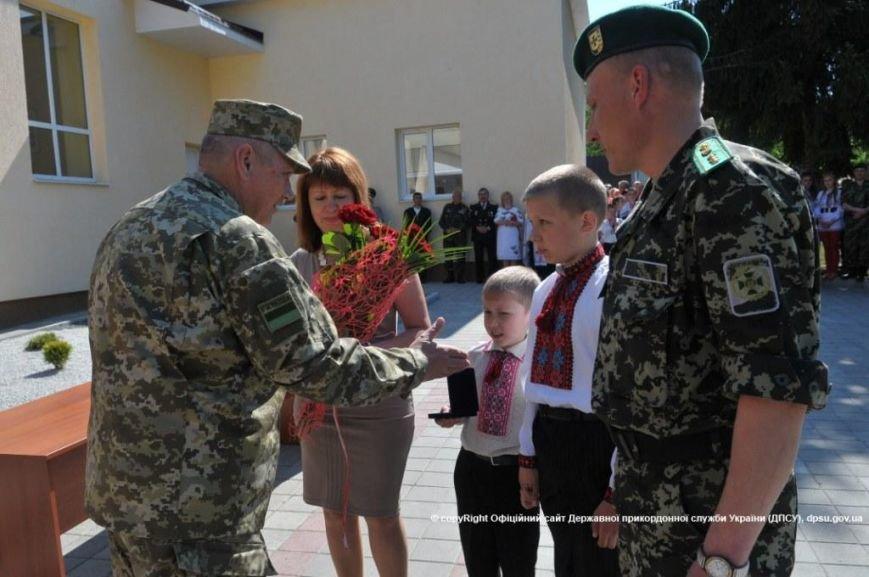 На Львівщині відкрили реконструйований за 9 млн грн відділ прикордонної служби (ФОТО), фото-2