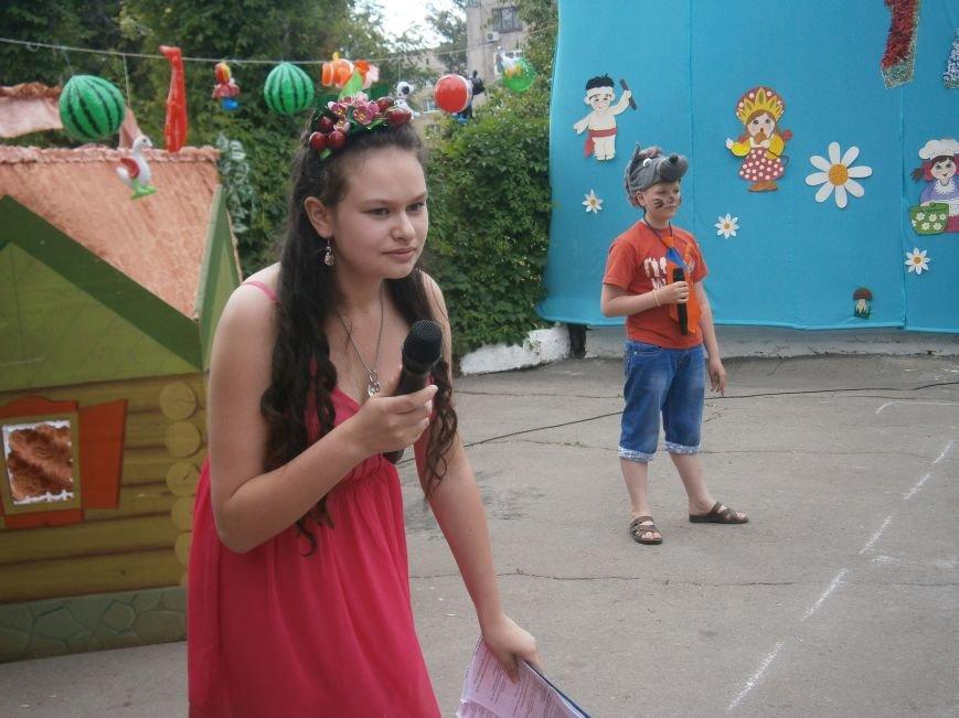 Коллектив Димитровской «Бригантины» поздравил детей с 1 июня (фото) - фото 13