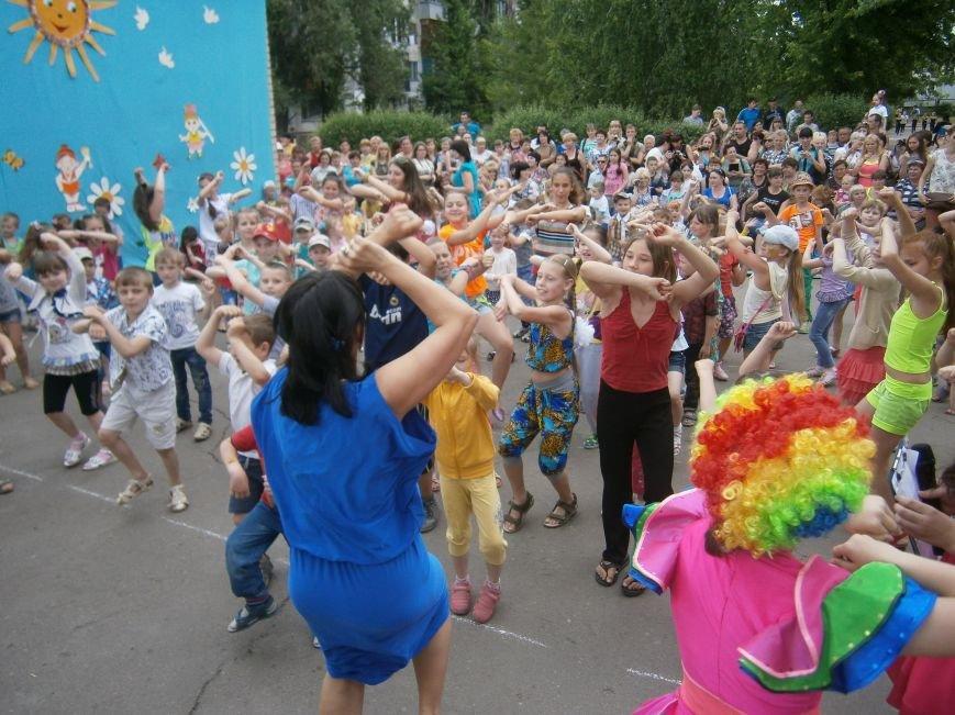 Коллектив Димитровской «Бригантины» поздравил детей с 1 июня (фото) - фото 12