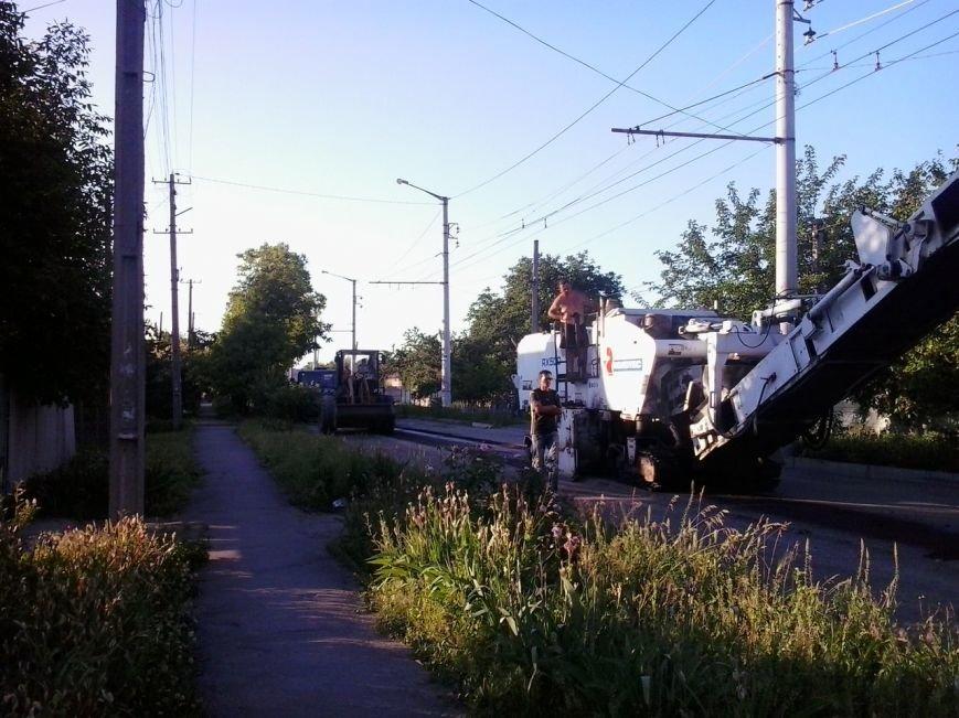 Общественные активисты добились, чтобы в Кривом Роге начали капитальный ремонт дороги (ФОТО), фото-5