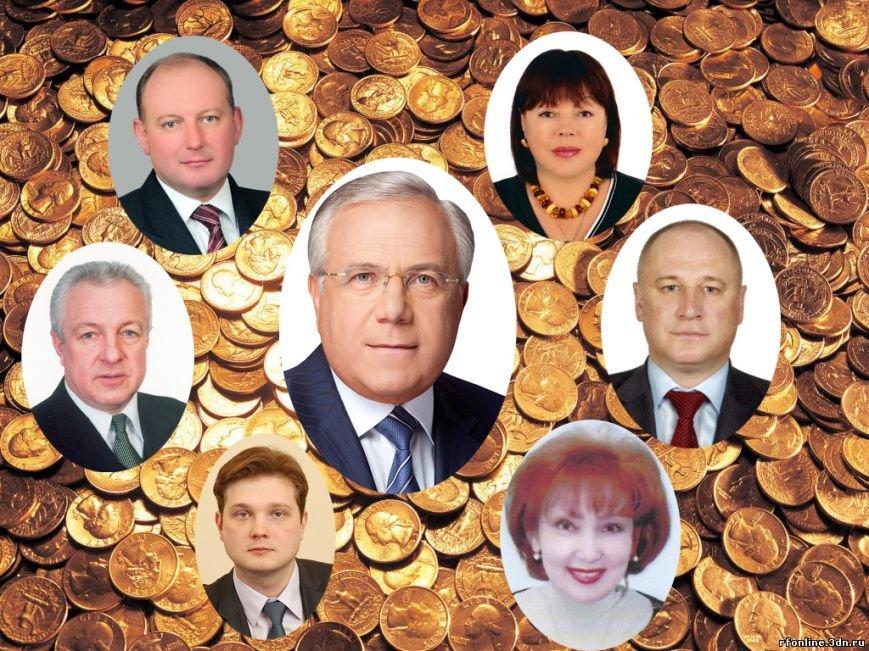 Декларации заместителей мэра Кривого Рога: без собственного жилья, жены-миллионеры, фото-1